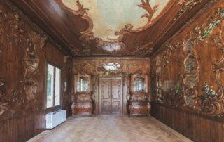 Boiserie Villa Gritti | Michele Mastellaro L'arte del restauro